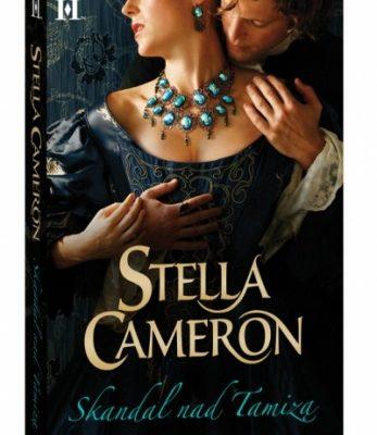 """Stella Cameron """"Skandal nad Tamizą"""""""