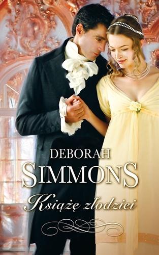 Książę złodziei by Deborah Simmons