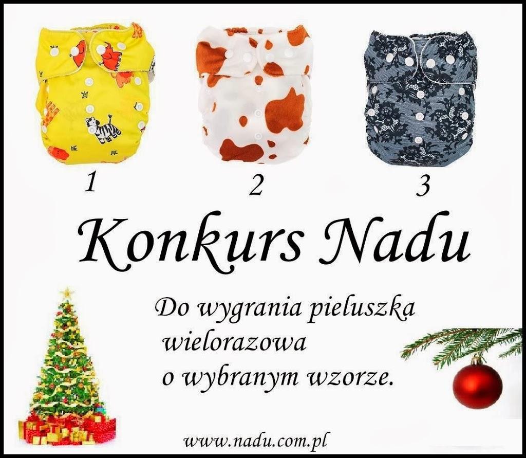 KONKURS – organizowany przez firmę NADU