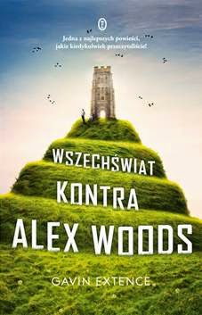 Książka roku AMAZONA – WSZECHŚWIAT KONTRA ALEX WOODS