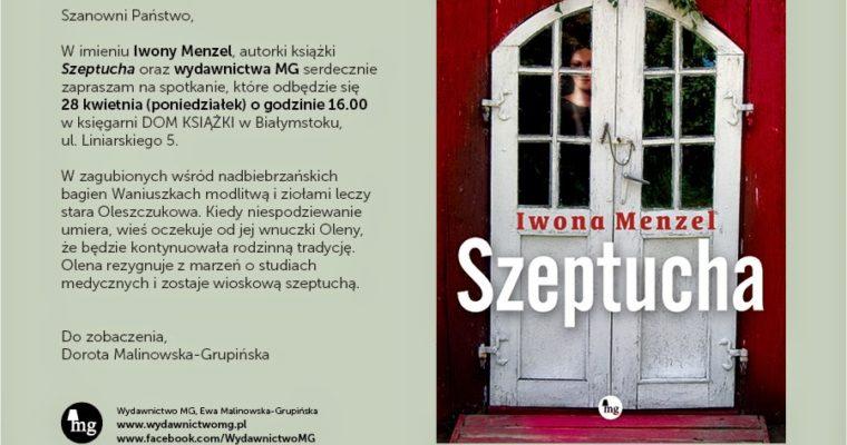 WYDAWNICTWO MG ZAPRASZA NA SPOTKANIE