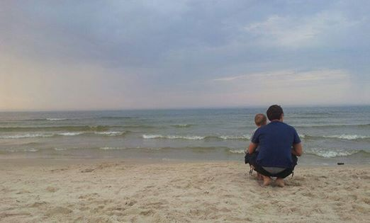 Wiatru szept, morza szum…piasku pieszczota