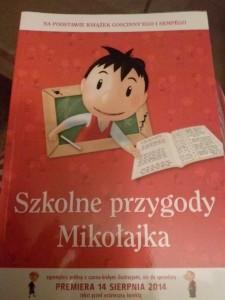 Szkolne przygody Mikolajka